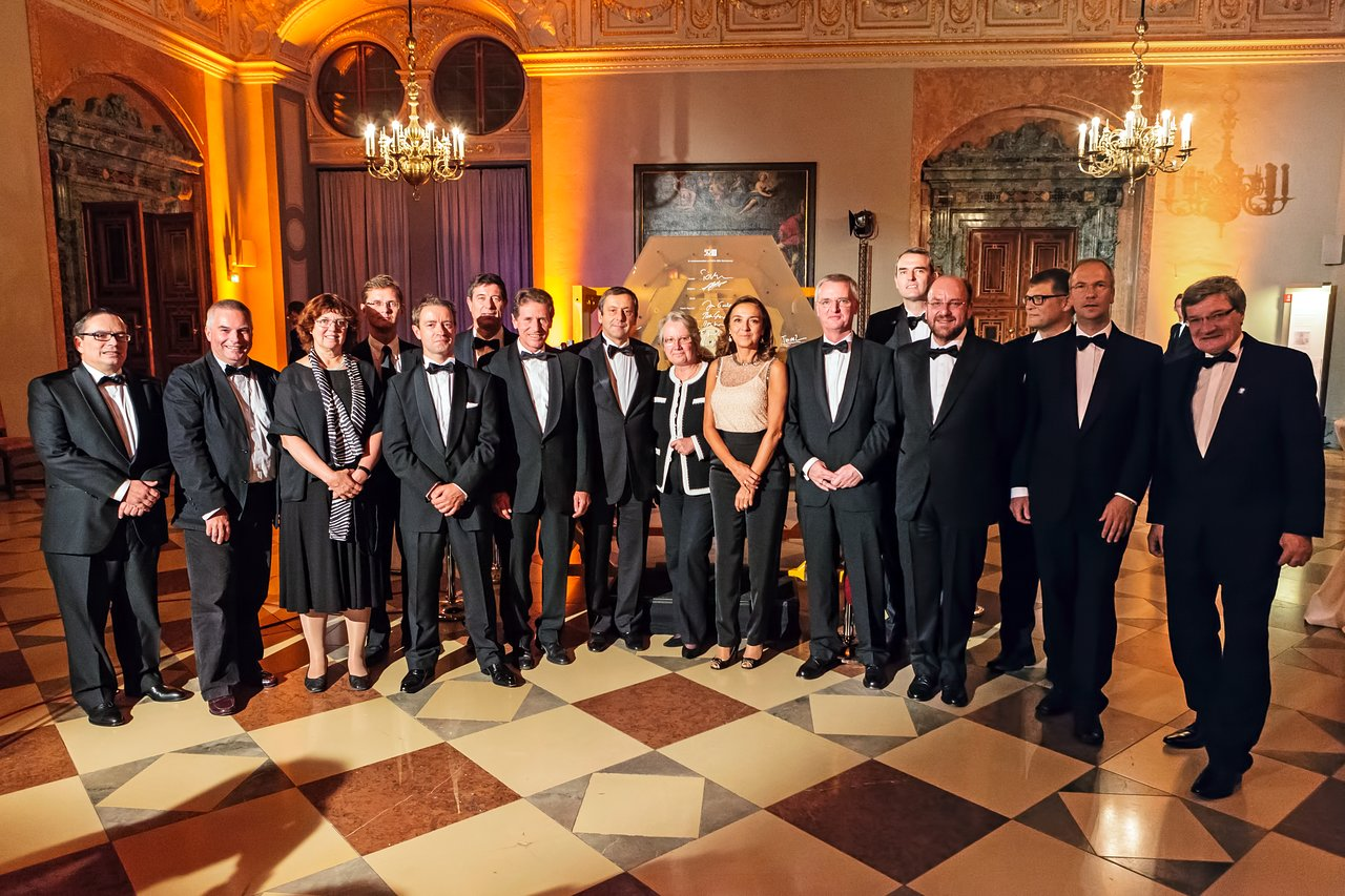 Gala Event Celebrates 50 Years of the European Southern Observatory