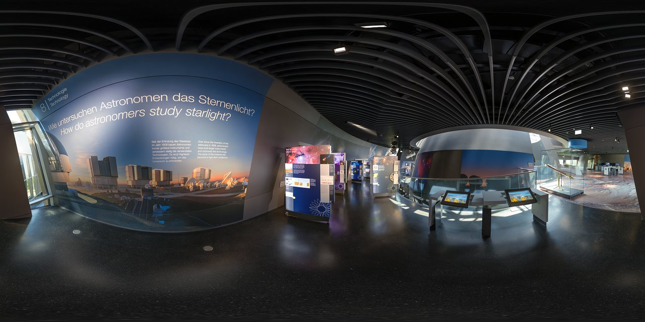 The Living Universe Exhibition