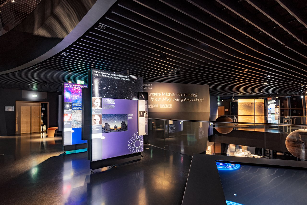 The ESO Supernova exhibition