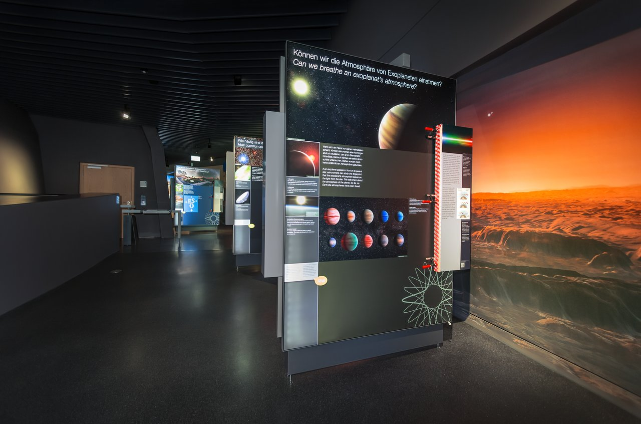ESO Supernova exhibitions