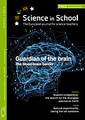 Cover of Science in School issue No.42