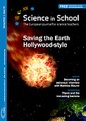 Cover of Science in School issue No.43